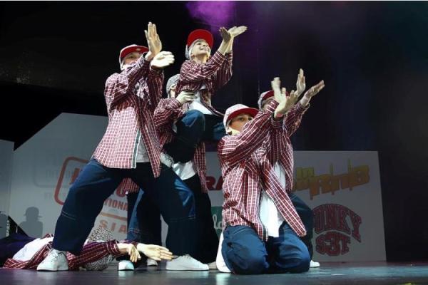 Hip Hop International – Кубок России 2012