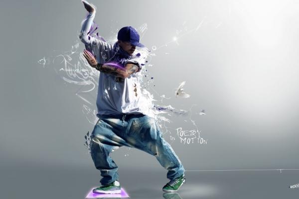 Онлайн-обучение хип-хопу – изучаем волну
