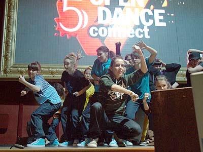 Танцевальная битва в Томске