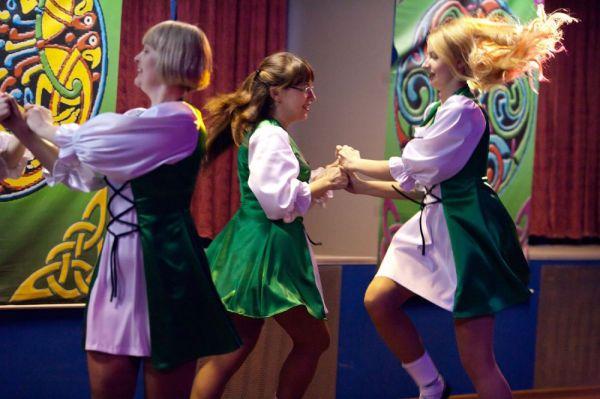 Кейли - прародитель групповых танцев Европы