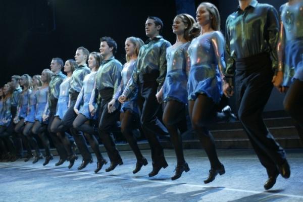 Онлайн-обучение ирландским танцам – изучаем тройки и семерки