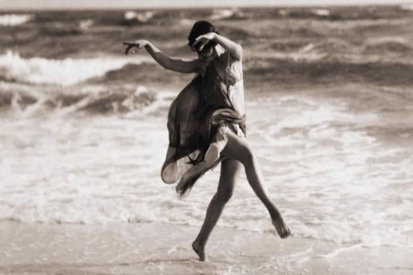 Айседора Дункан – основательница свободного танца