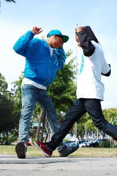 Джерк – модный танец среди молодежи