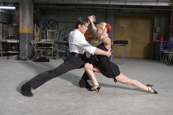 Легендарные фильмы про танцы
