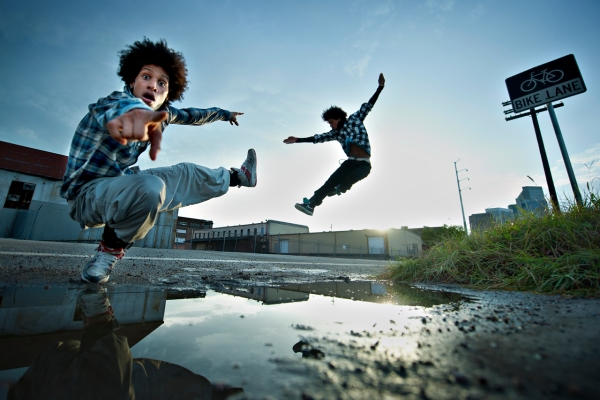 Les Twins – звезды New Style