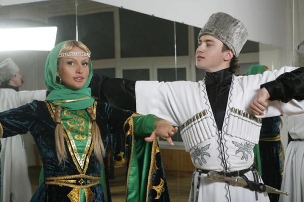 Запрет на лезгинку в России