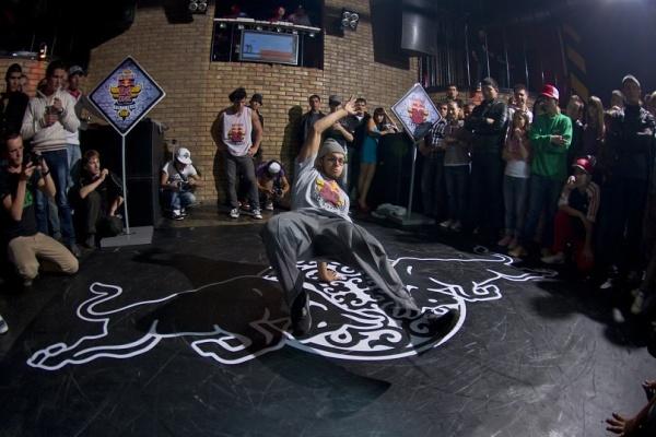 Соревнование по брейк-дансу в Киеве посетил би-бой Лилу