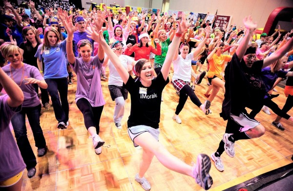 История возникновения танцевальных марафонов
