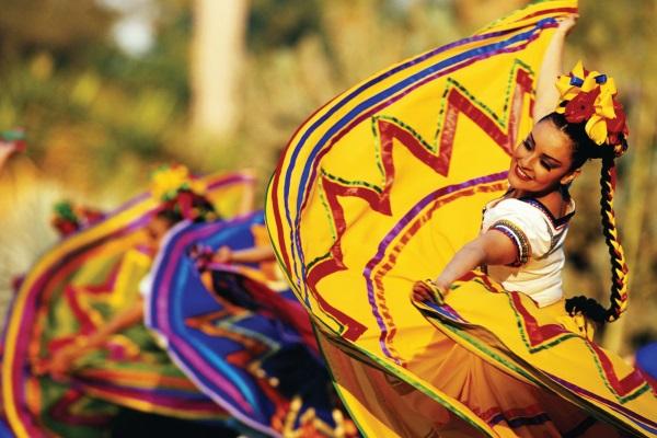 Мексиканские народные танцы – многообразие культурного наследия