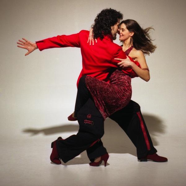 Фрагменты интервью с танцором танго Пабло Вероном
