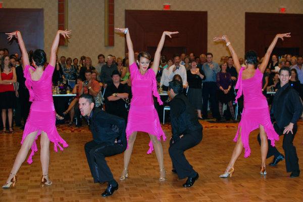 Пачанга – танец, зародившийся на Кубе, но ставший популярным в Америке