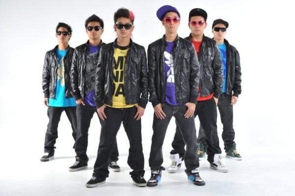 Успех танцевального коллектива Poreotix