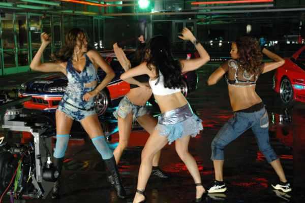 Реггетон - флирт на танцполе