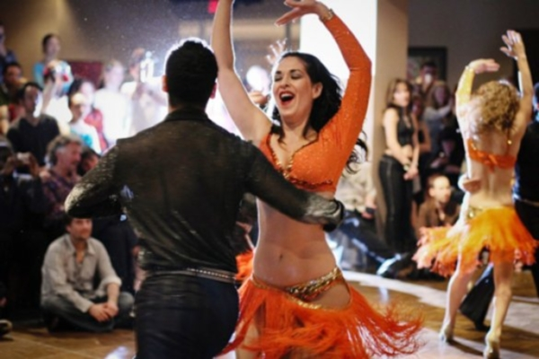 Руэда де Касино – популярные движения латиноамериканского танца