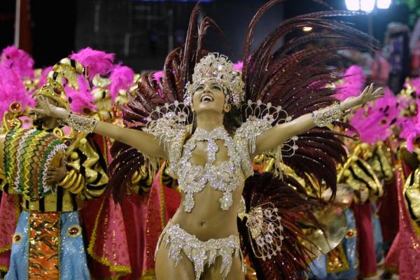 Самба: основные виды бразильского танца
