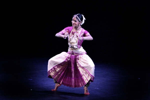 Шантала Шивалингапа – звезда индийского классического танца