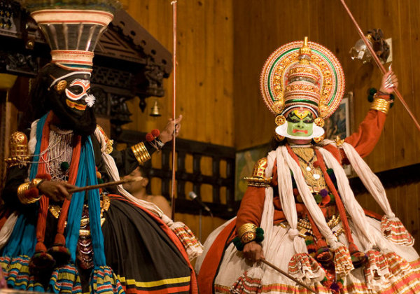 Театр танца Катхакали