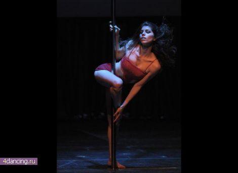 Стрипластика, танцы на шесте - обучение, уроки pole dance (видео + фото)