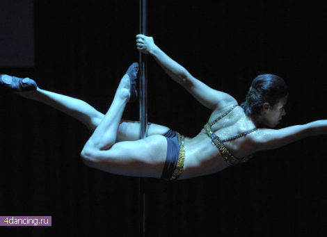 Обучение танца стриптиз
