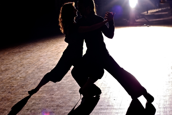 Международный фестиваль танго в Санта-Монике