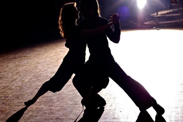 Танго аргентинской пары
