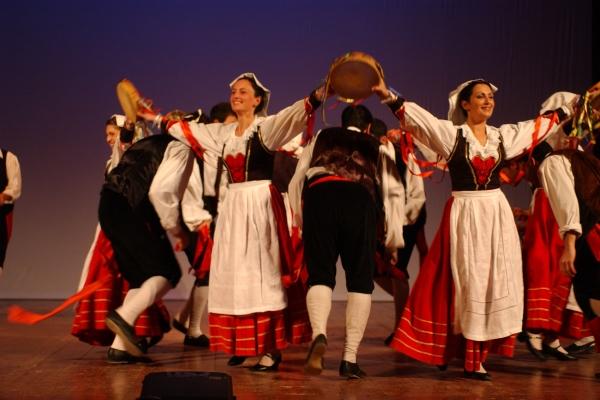 Итальянский народный танец тарантелла доклад 4502