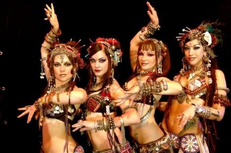 Племенной танцевальный стиль трайбл (tribal) – фото, видео