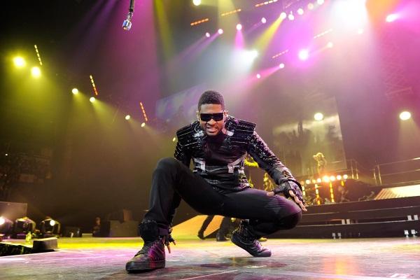 Usher и современный танец
