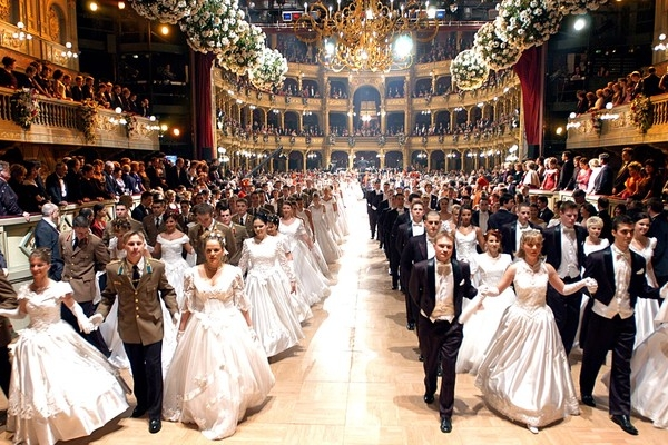 Венский бал – торжество эпохи Просвещения