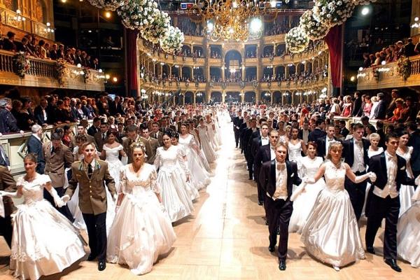 Онлайн-обучение венскому вальсу – фигуры танца