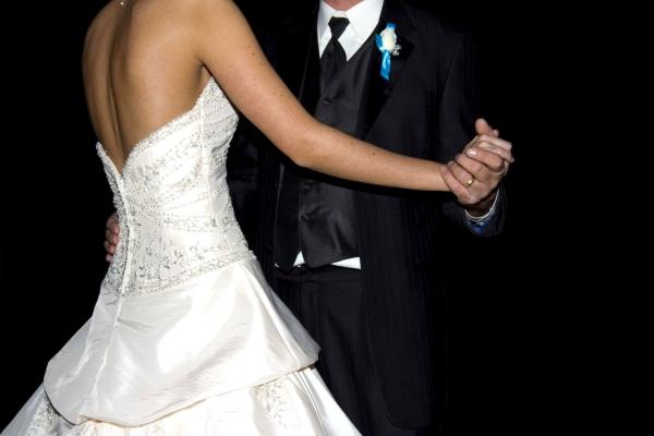 Свадебный танец австралийских молодоженов