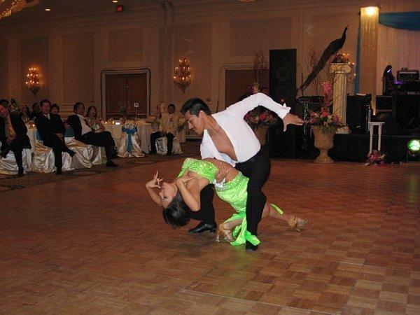 Вест кост свинг – танец родом из Америки