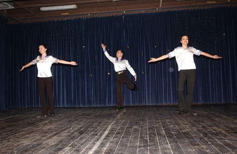 Матросский танец «Яблочко». История и техника исполнения
