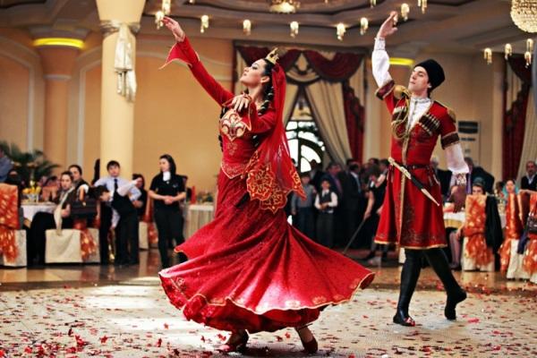 Зилга-кафт – осетинский народный танец