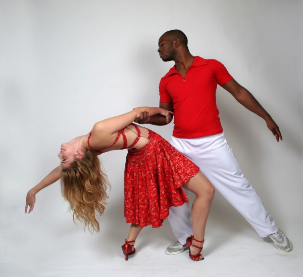 Латиноамериканский танец Zouk