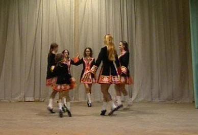 Ирландские танцы в Беларуси