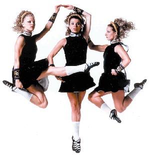уроки ирландских танцев - музыка, видео (скачать)