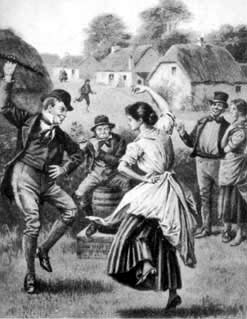 ирландские танцы онлайн - музыка, видео (скачать)