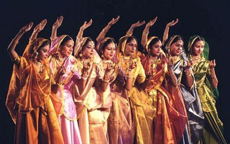 Танцы Индии – как источник духовного роста (фото, видео)