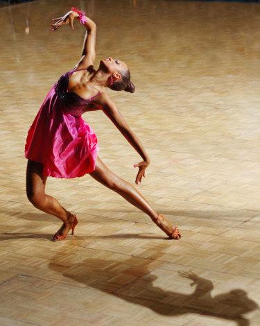 Латина соло – красота движений (фото, видео)