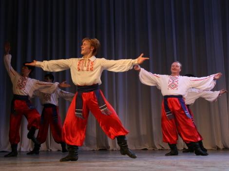Танец гопак - онлайн обучение. Второй урок (фото+видео)