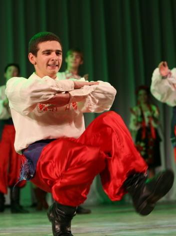 Танец гопак - онлайн обучение. Урок №1 (фото, видео)