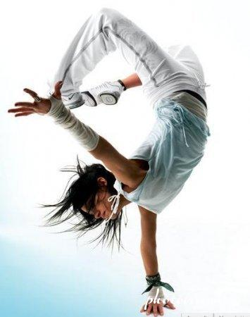 Брейк-данс - сила движений. Третий урок (фото, видео)