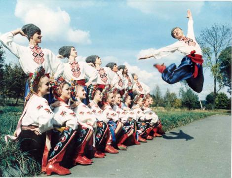 Танец Гопак – боевой клич Украины (фото, видео)