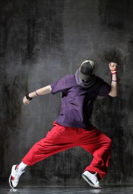 Хип-хоп - энергия жизни. Второй урок онлайн обучения (фото, видео)