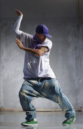 Хип-хоп – онлайн обучение. Четвертый урок (фото, видео)