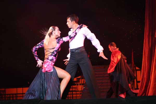 Moscow Ball 2011 – крупный фестиваль в мире бальных танцев