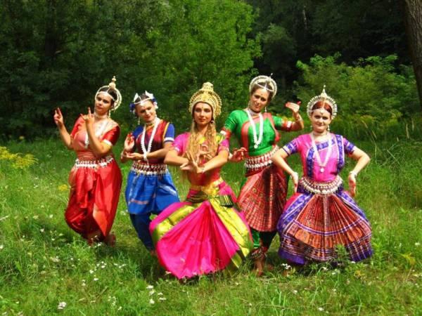 Манипури - один из классических стилей индийских танцев