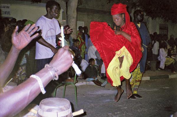 Самый сексуальный танец планеты - сабар