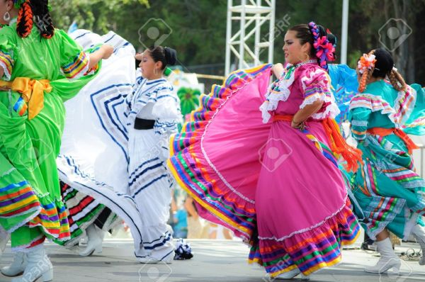 Народные танцы Латинской Америки